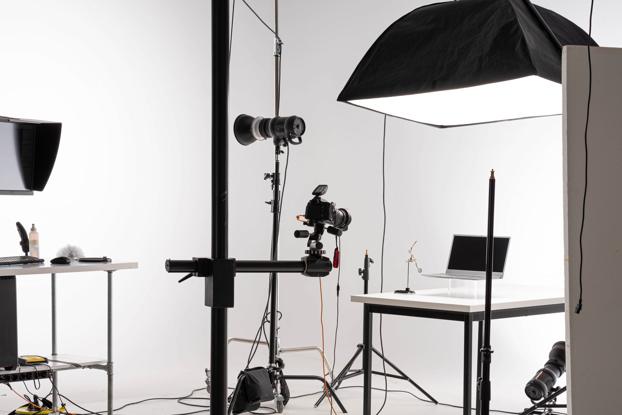Product photography session in professional photostudio. High quality photo