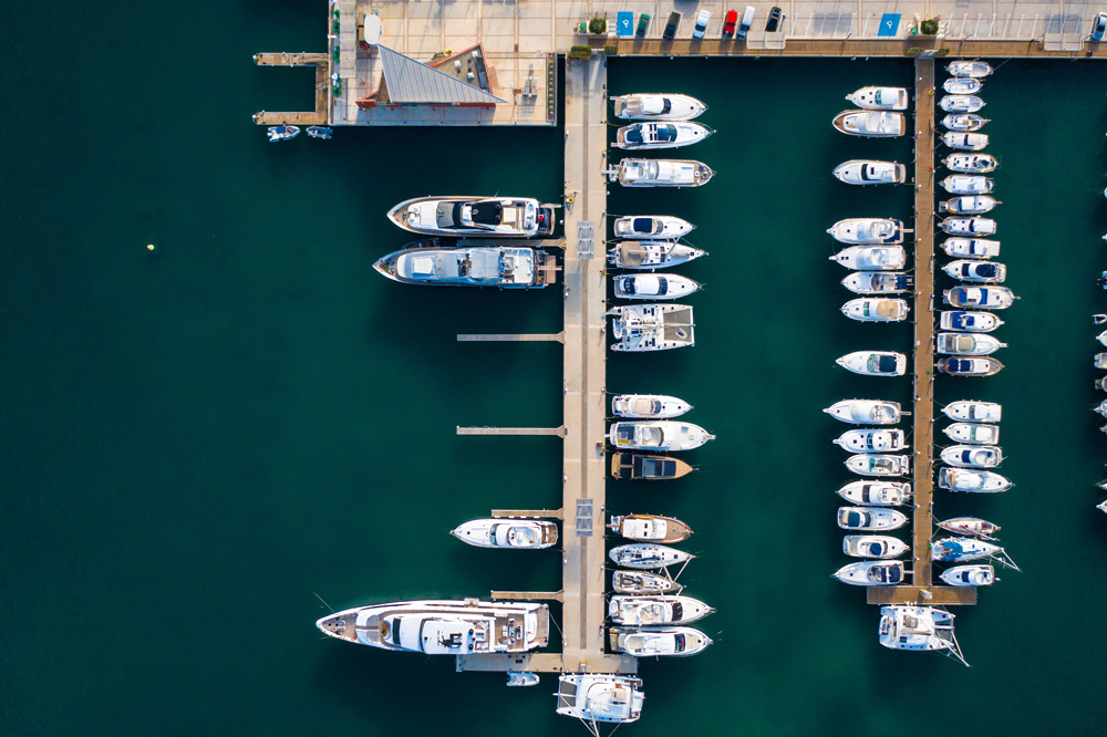 top-view-harbor-with-many-b